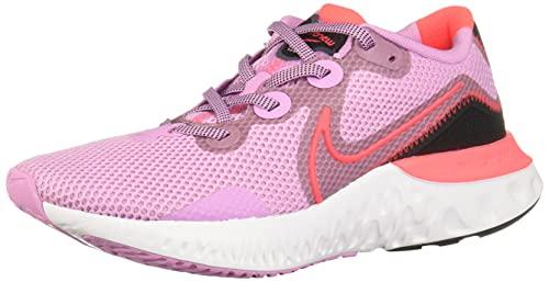 Nike WMNS Renew Run Sportschuhe Damen Laufschuhe Sportschuh Rosa Sport, Schuhgröße:EUR 40.5 | US 9