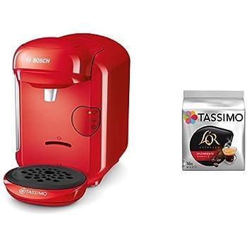Bosch Vivy 2 Cafetera multibebidas automática, diseño Compacto + ...