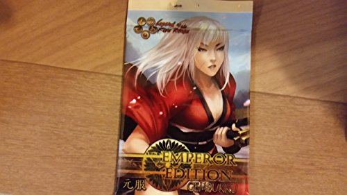 Aeg Legend Of The Five Rings Emperor Edition: Gempukku Booster Pack