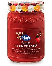 Hero Mermelada Extra Fresa, 350ml