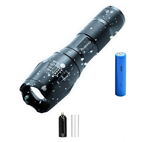 Linterna LED 12000lm Ultra Brillante Antorcha Impermeable T6 / L2 / V6...