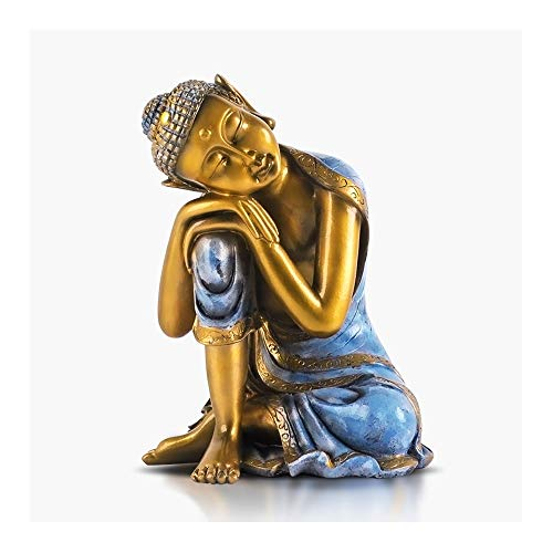 10' Buddha Statue,Buddha Statues for Home Collectibles and Figurines, Meditation Decor