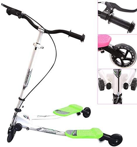 Patinetes Scooter para Niños y Niñas de 4 a 12 Años, inqu