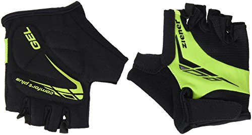 Ziener Kinder CANIZO junior Bike Glove Fahrrad-handschuh, grün (lime green), XL