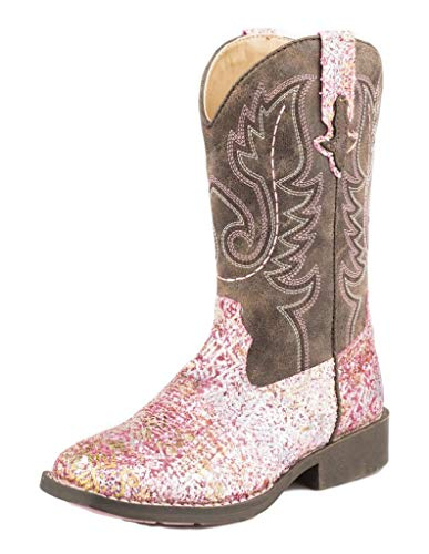 Pink Infant Western Boots