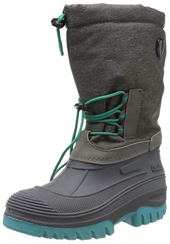 CMP Unisex-Erwachsene Ahto Bootsportschuhe, Grau (Asphalt Mel. U874), 36 EU