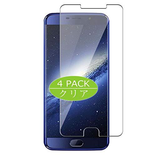 VacFun 4 Piezas Claro Protector de Pantalla, compatible con Elephone S7, Screen...