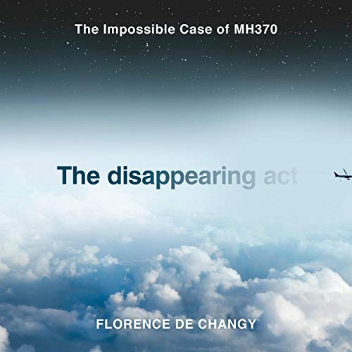The Disappearing Act Audiobook By Florence de Changy cover art