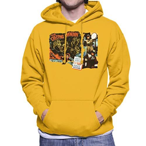 Hammer Horror Films Quatermass Kruipende Onbekende Heren Hooded Sweatshirt