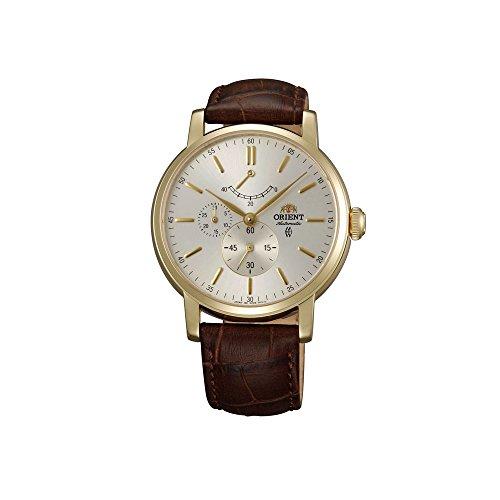 Orient Reloj Análogo clásico para Hombre de Automático con Correa en Cuero FEZ09002S0