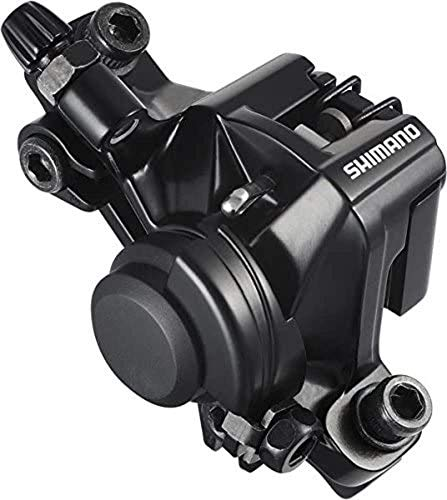 SHIMANO Br-m 375 bremssattel, Schwarz, 160 mm