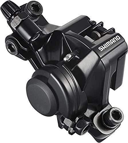 Shimano BR-M375, Pinza Freno a Disco Meccanica, Posteriore, Nero