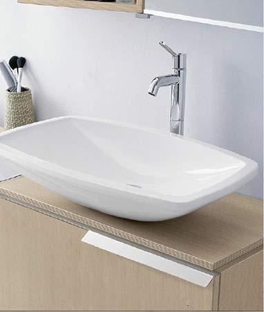 Agape Fez AFEZ003 Einlocharmatur für Waschbecken