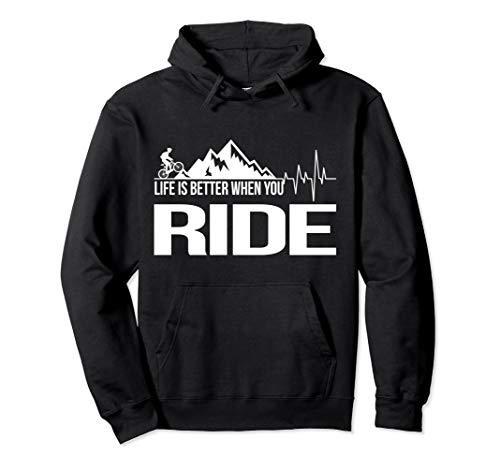 Bike Downhill MTB Mountainbike Outfit Enduro Pullover Hoodie