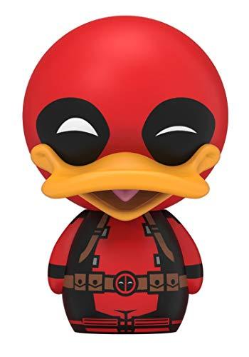 Funko 28757 Dorbz Deadpool The Duck No. 444 EEEC Exclusive - Multicolor
