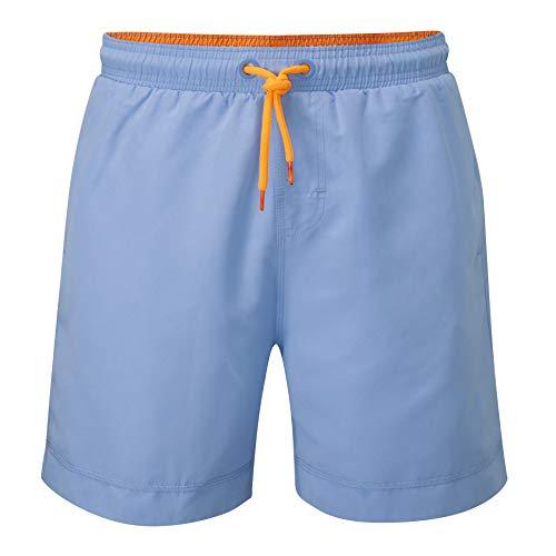 Charles Wilson Bañador Pantalón Corto Playa Baño para Hombre (L, Sky Blue (0520))