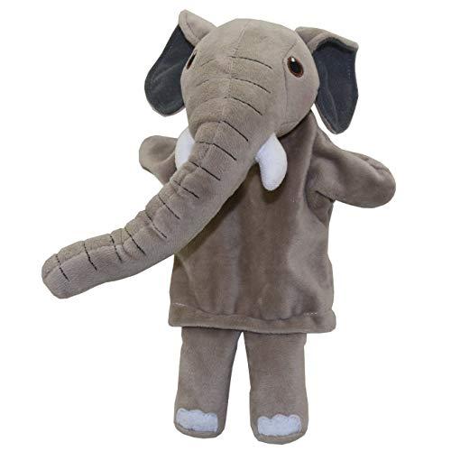 The Puppet Company PC001504 Tronco Moveable Elefante Tiempo para Historias Marioneta de Mano