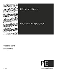 Hänsel und Gretel - Vocal Score
