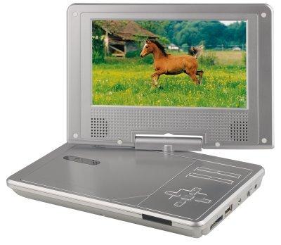 SEG DPP 1205-070 DVD-Player