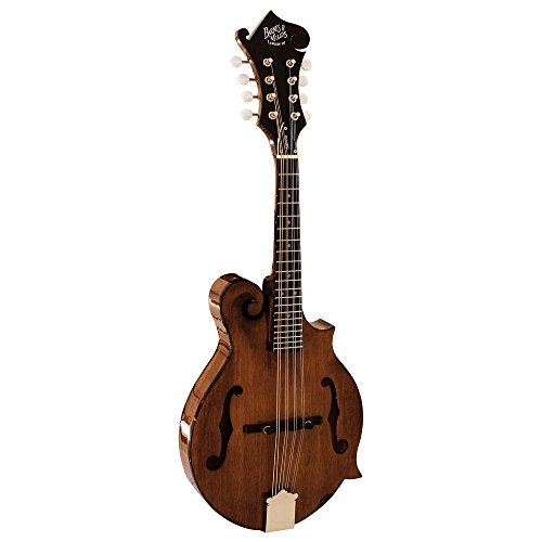 Barnes & Mullins BM650 Salvino Modell Scroll Top Mandoline