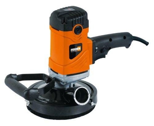 Feider FPB140 - Levigatrice Per Calcestruzzo Da 1500 W, Arancione