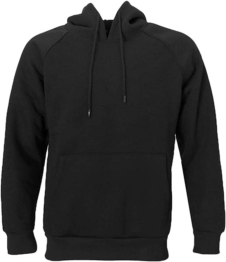 Aayomet Hoodies Sweatshirts for Men Fashion Solid Tops Long Sleeve Casual Hooded Pullover Shirts Blouses