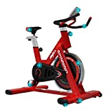 Bicicleta de ejercicio Bicicleta De Spinning Ultra Silencioso Aparatos De Ejercicios Pedal De Bicicleta Estática Sports Bike Quema De Grasas Bicicleta Estática Inicio Andar En Bicicleta