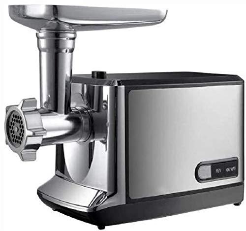 Lamyanran Picadora de Alimentos Electrica Eléctrica máquina de Picar Carne, picadora de...