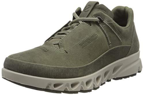 ECCO Men's Multi-Vent Hiking Shoe, Green (Vetiver), 9 UK