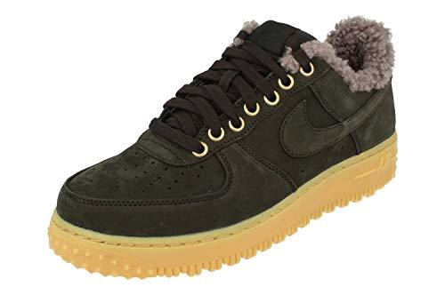 Nike Air Force 1 PRM Winter Herren Trainers BV0131 Sneakers Schuhe (UK 6.5 US 7.5 EU 40.5, Black Thunder Grey 001)