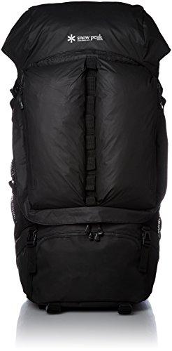 [スノーピーク] リュック アクティブ バックパック リュックサック ザック 登山 防水 耐水 UG-671BK ブラック