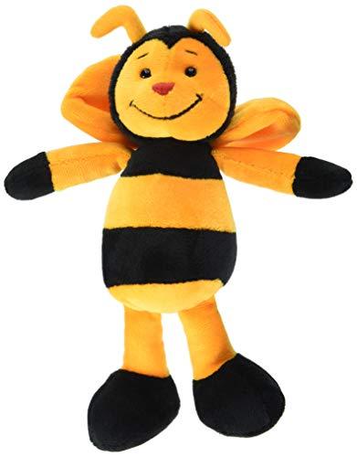 Schaffer Knuddel mich! 4351 Bine Plüsch Biene, gelb-schwarz, 18 cm