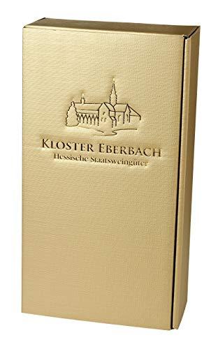 Kloster Eberbach 2er Geschenkset - Spätburgunder u. Riesling trocken (2 x 0.75 l)