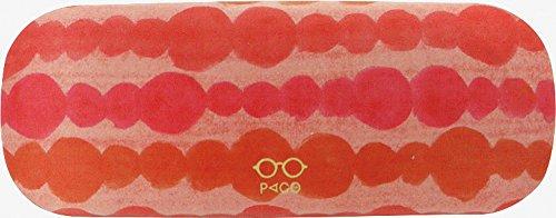 現代百貨 PACO メガネ ケース ラインドット A291LI 086434
