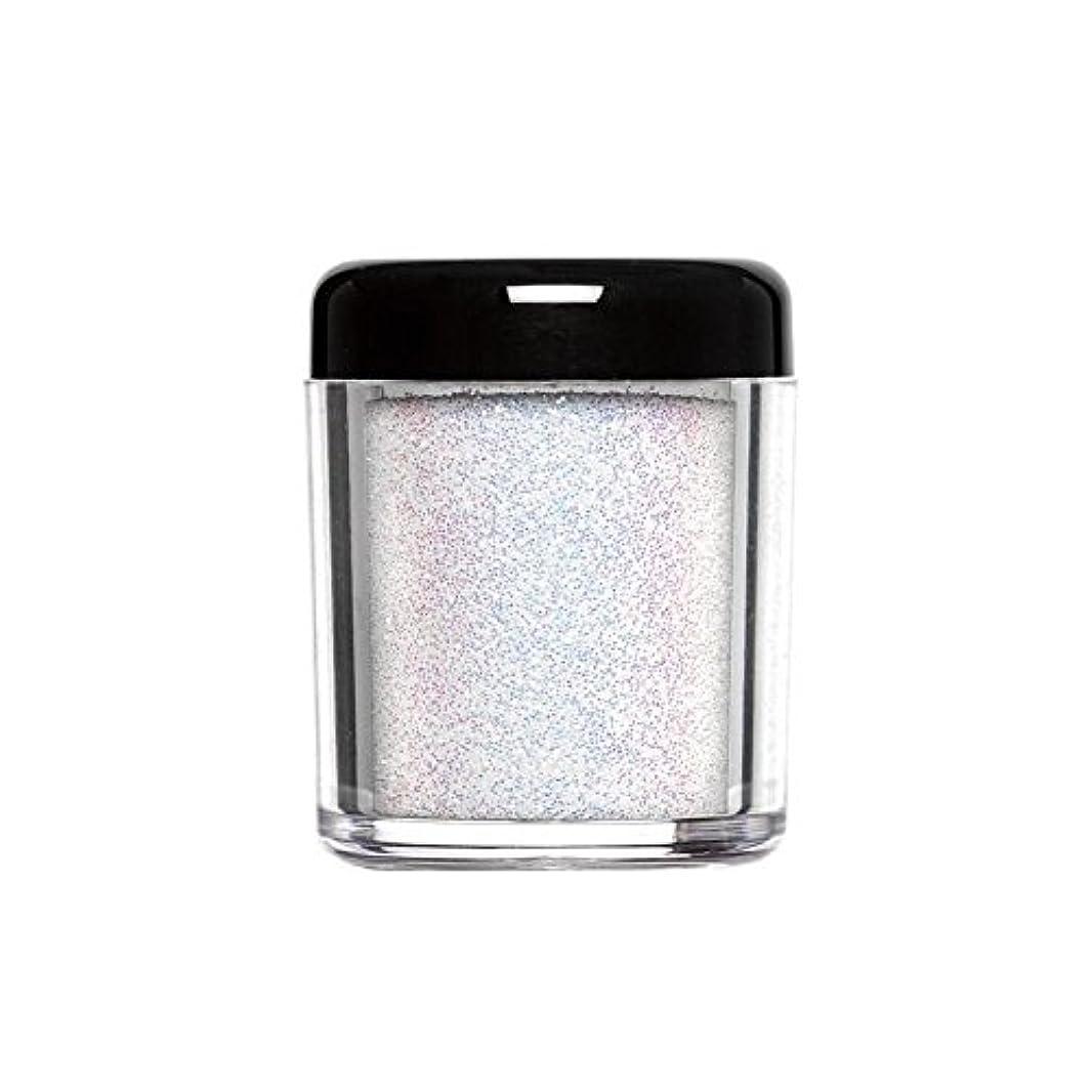 歯痛完全に乾くメンダシティバリーメートルグリッターラッシュボディグリッタースノードーム x4 - Barry M Glitter Rush Body Glitter Snow Globe (Pack of 4) [並行輸入品]