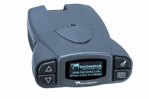 Tekonsha 90195 P3 Electronic Brake Control , silver