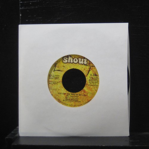 i've got the rest of my life (to love you) 45 rpm single