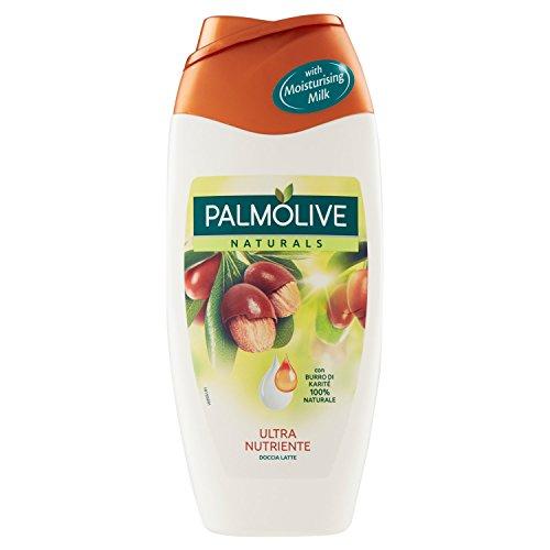 Palmolive – Douche Naturals Ultra Nourrissante, lait avec beurre de karité – 250 ml