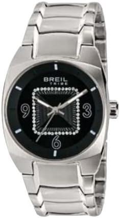 Breil TW0501 - Reloj de Mujer de Cuarzo, Correa de Acero Inoxidable Color Plata