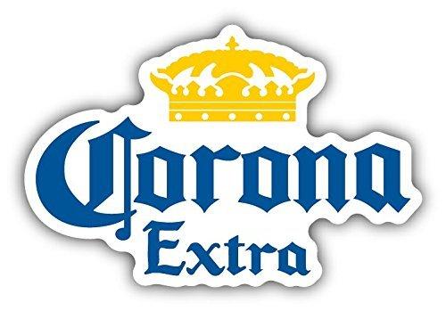Pegatina Cerveza marca Corona