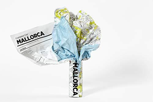 Crumpled City Mallorca (internationale Ausgabe des Inselplans Mallorca und des Hauptstadtplans Palma in englischer Sprache): Die cleveren Stadtpläne für Großstadtnomaden (Crumpled City Maps)