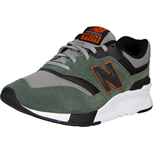 New Balance 997H Zapatillas, color Verde, talla 43 EU