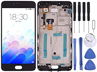 Touch Screen for meizu for meizu M3 Note/Meilan Note 3 LCD Screen and Digitizer Full Assembly with Frame