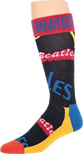 Happy Socks Beatles in the Name of Sock Multi Men s Shoe Size 8 12 product image