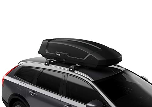 Thule 635700 Box da Tetto Force XT, Nero, L