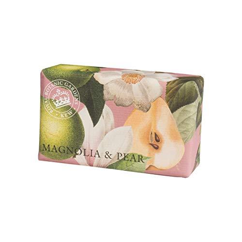 Royal Botanical Gardens, Kew Magnolia & Pear Shea Butter Soap, 240g
