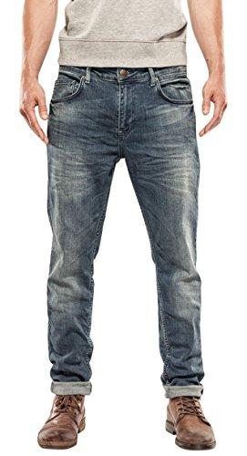 Petrol Industries Herren TYMORE Tapered Fit Jeans, Medium Vintage, 36W / 34L