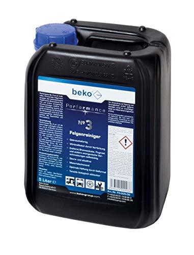 BEKO P3-030-00 BEK-P3-030-00 Performance No. 3 Felgenreiniger 30 l Kanister