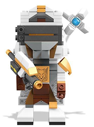Mega Bloks Mattel DTW69 Kubros Destiny Hunter, Konstruktionsspielzeug