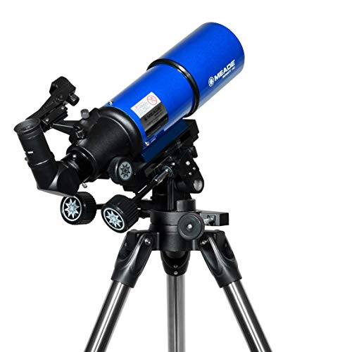 Meade Instruments – Infinity 80mm Aperture, Portable Refracting Astronomy Telescope for Kids & Beginners – Multiple Eyepieces & Accessories Included – STEM Activities for Children & Adults